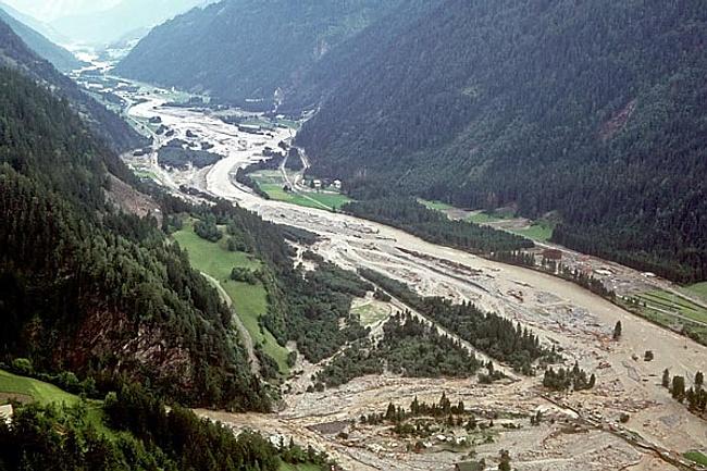 Unwetter Osttirol